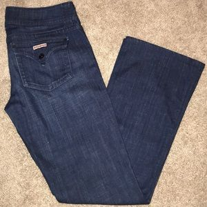 Hudson Signature Boot Cut Jeans